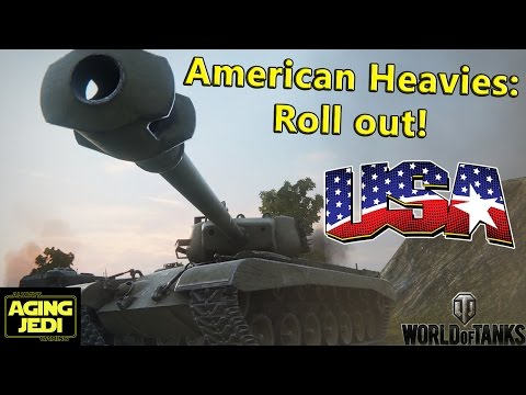 T29, T32, M103 - Goal: T110E5! - World of Tanks