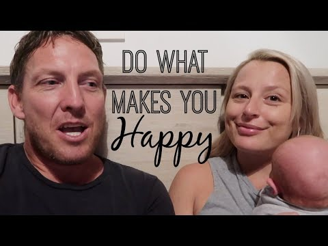 DO WHAT MAKES YOU HAPPY  // DAY IN THE LIFE  *AUSTRALIAN FAMILY VLOGGERS*