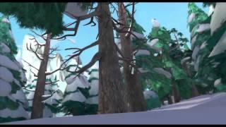 Медведи соседи - Зимние каникулы трейлер На КиноПрофи.НЕТ