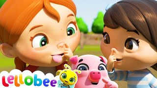 Have You Ever Seen My Nose? | Brand New Nursery Rhymes & Kids Songs | ABC and 123 | Little Baby Bum
