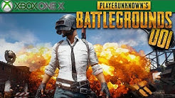 PUBG 🇩🇪 Der Anfänger Let´s Play Playerunknown's Battlegrounds Xbox One Deutsch