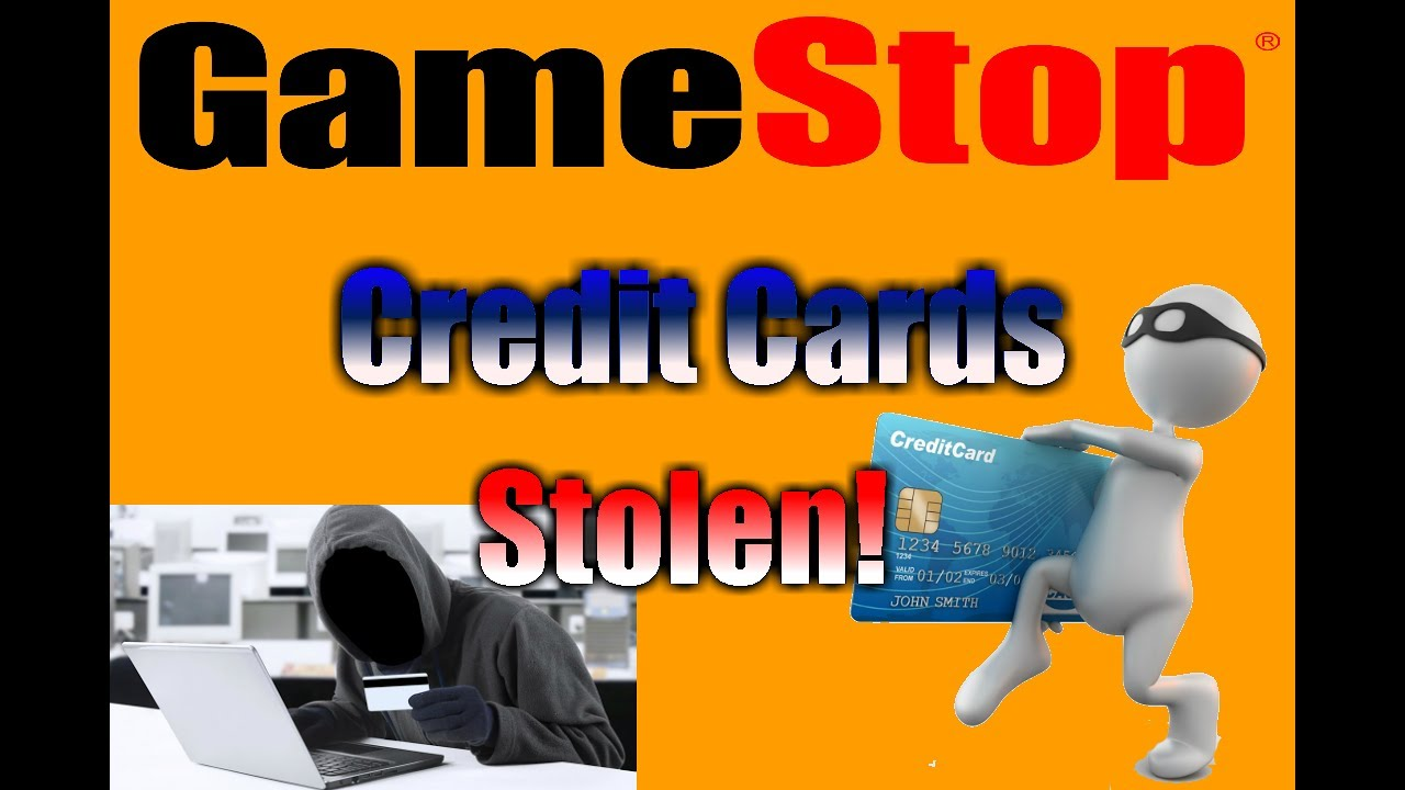 Cpg News Gamestop Customers Credit Cards May Have Been