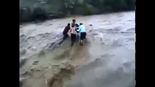 24 ENGINEERING STUDENTS WASHED AWAY