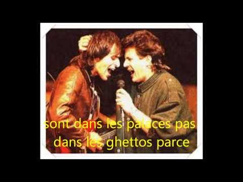 Je chante pour ça - Jean Jacques Goldman