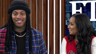 Waka Flocka and his wife Tammy Rivera stopped by ET Live on Thursday. 'Marriage Boot Camp: Hip Hop Edition' airs Thursdays on WE tv. ET Live Is Here and ...