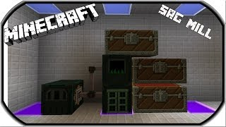 Sag Mill ⭐ Minecraft Ender IO  Tutorial ⭐ Deutsch / German