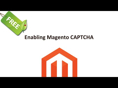 Enabling CAPTCHA In Magento (How To)