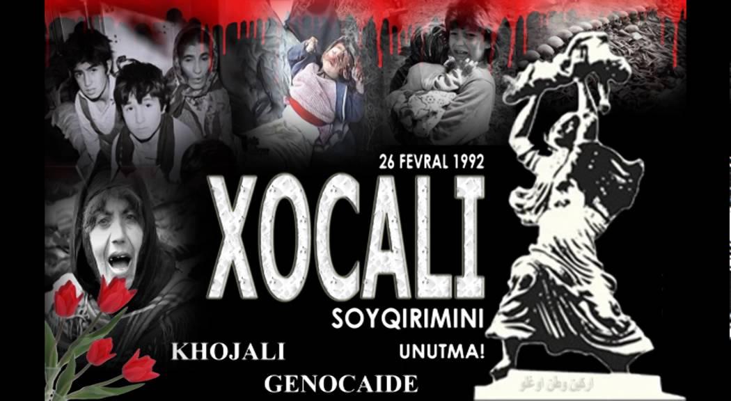 Xocalı soyqırımdan 28 il keçdi-26 fevral 1992