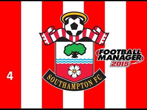 Football Manager 2015 - Southampton #4 - Friendly vs. Peterborough United