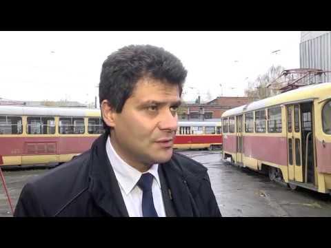 Выездное совещание на транспортных предприятиях Екатеринбурга