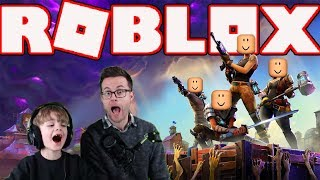 #1 ROBLOX FORTNITE! Roblox Island Royale Gameplay | Funny Moments Kids Lets Play | Robux | Game On