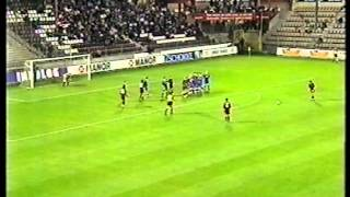 2001-02 UEFA-Europacup 20.09.2001: Servette FC - Slavia Prag  1:0