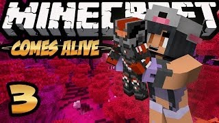 Minecraft Comes Alive! w/ Aphmau [END] - The Drama Queen!