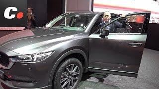 Mazda CX-5 SUV | Salón de Ginebra 2017 | Geneva Motor Show | Coches.net