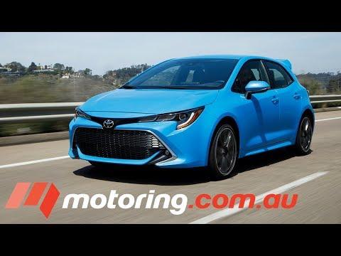 2018 Toyota Corolla Review | motoring.au