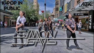 [K-POP IN PUBLIC] NCT 127 (엔시티 127) - Simon Says 5 Member Dance Cover by ABK Crew from Australia