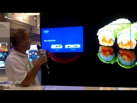 InfoComm 2013: SpinetiX Details its Video Wall