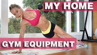 Make Your Own Home Gym - Here's what equipment you'll need