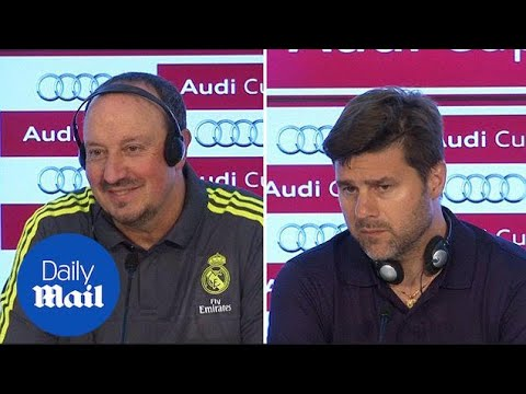 Benitez and Pochettino take positives from match in Munich - Daily Mail