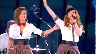 t.A.T.u. - Not Gonna Get Us/Нас Не Догонят (2014 Live @Winter Olympic Games Sochi)
