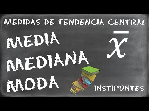 Calcular MEDIA, MEDIANA y MODA. Datos agrupados y no agrupados.
