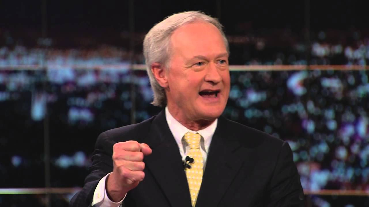Real Time with Bill Maher: Lincoln Chafee for President? (HBO ...