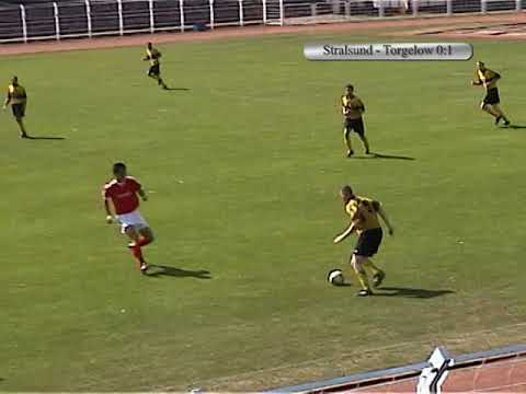 Verbandsliga MV 2003/2004 - 01. Spieltag: FC Pommern Stralsund vs. Torgelower SV Greif