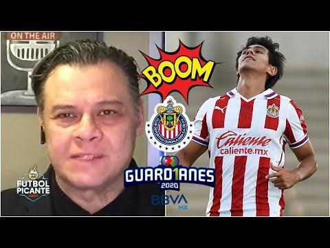 CHIVAS vs FC JUÁREZ ¿Polémico arbitraje? 'Indudablemente NO FUE PENAL', Estrada   Futbol Picante