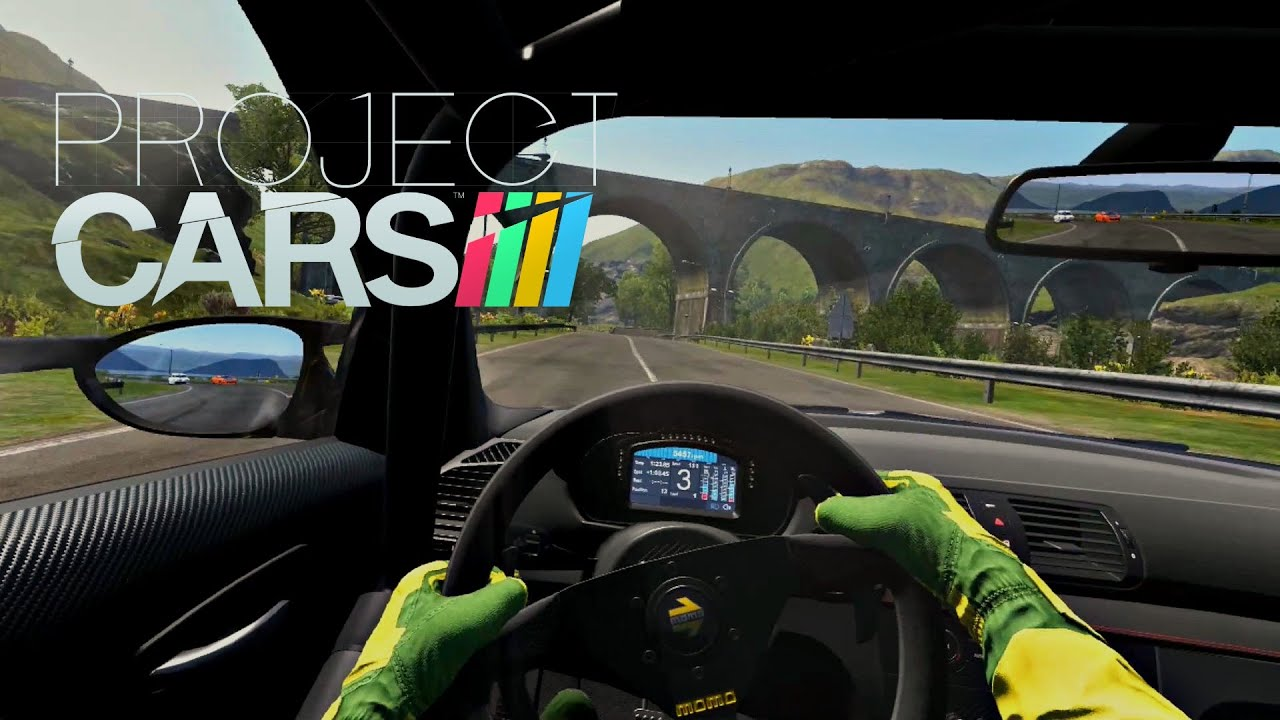 Project Cars  Pc Vr