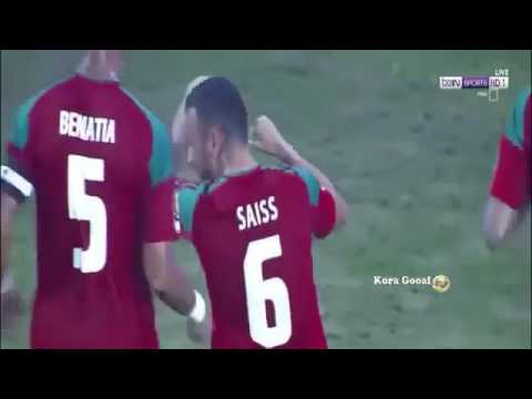 Morocco vs Togo CAN 2017 All Goals