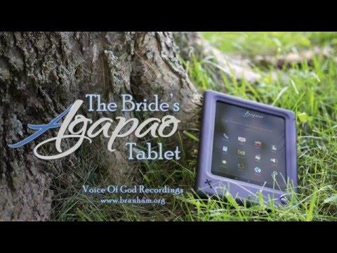 The Bride's Agapao Tablet - FAQ