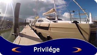 Privilége 50 Catamaran Boote Neuvorstellung 2016 bei BEST-Boats24