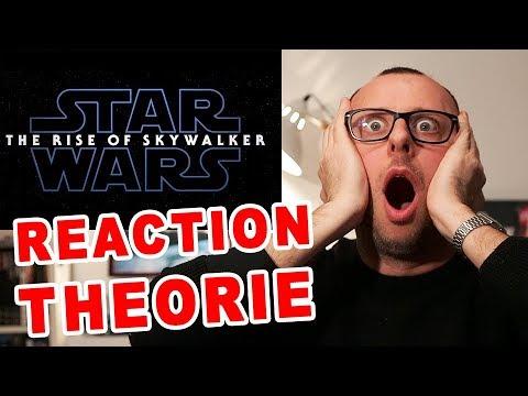 STAR WARS TRAILER REACTION - Episode 9 Rise of Skywalker