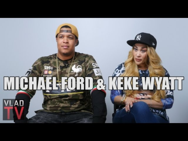 KeKe Wyatt Says She Had no Choice but to Stab Abusive Ex While He Choked Her