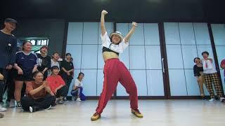 6ix9ine - FEFE (Lyric Video) ft. Nicki Minaj & Murda Beatz - Choreography by Apple Yang