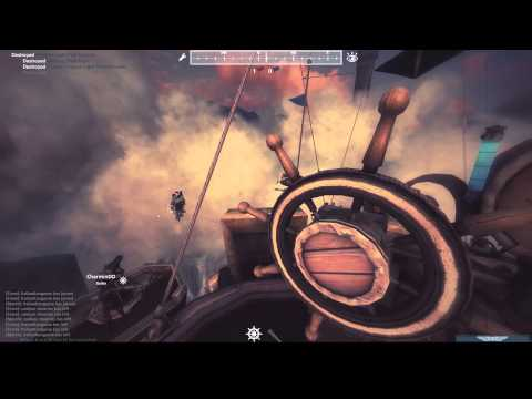Guns of Icarus - Captain lazy on duty!