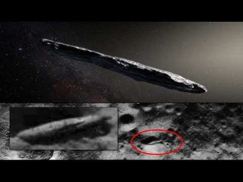"""Cigar Shaped Interstellar Object Branded """"Spaceship"""" By Stunned Astronomer"""
