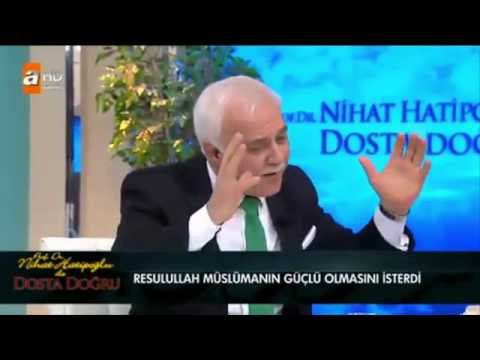 Nihat Hatipoğlu ile Dosta Doğru Tek Parça 13 Kasım 2014