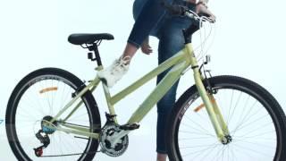 Видеообзор женского велосипеда Passion 26
