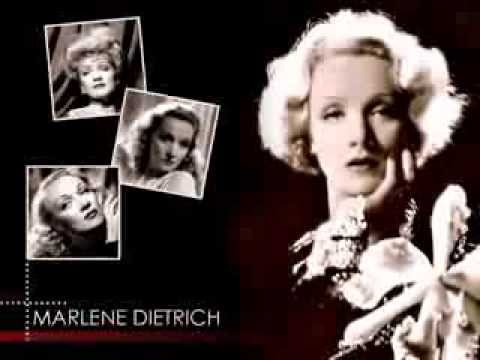 Клип Marlene Dietrich - Der Trommelmann (The Little Drummer Boy).