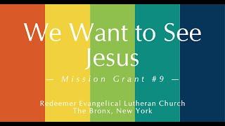 LWML Atlantic District 2020 2022 Mission Grant #9