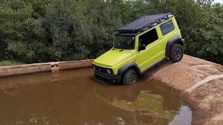 Suzuki Jimny at De Wildt 4x4 Training Track (2019)