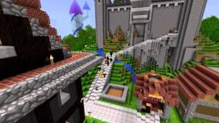 "Griefers (""Headlines"" Minecraft Parody)"