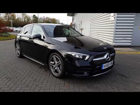 Mercedes-Benz A200 AMG Line Executive - HX69VBK