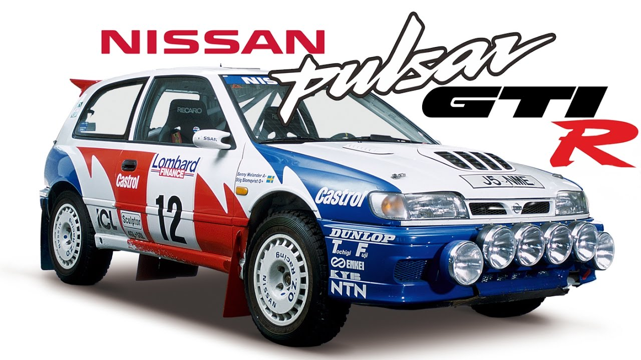 Проект Nissan Pulsar GTI R