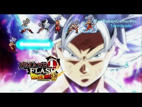 SSF2 Mods Goku MUI For RubenGamerPro(Terminado)