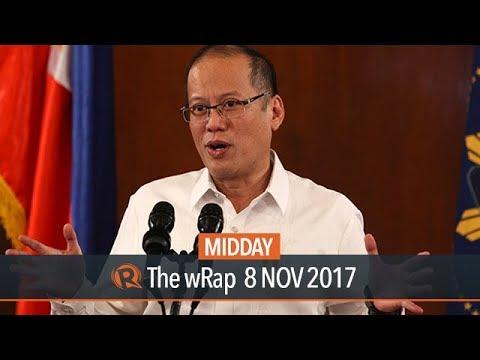 Ombudsman files charges vs Noynoy Aquino over Mamasapano