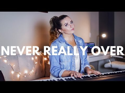 Never Really Over - Katy Perry (cover) thumbnail