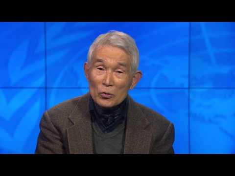 What does it feel like to survive an atomic bomb? Nagasaki survivor  Yasuaki Yamashita explains