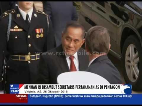 Foto dalam Washington Post menyebut MENHAN RI sebagai Presiden RI [Sindo Siang] [28 Okt 2015]